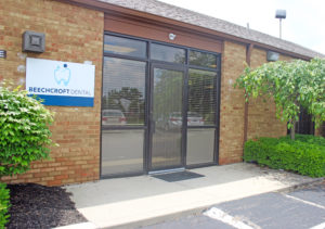 Beechcroft Dental front door