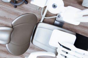 dental exam seat